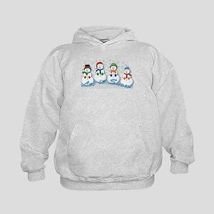 Let it Snow Kids Hoodie