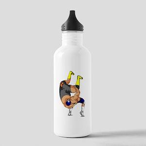 Fisherman Suplex Stainless Water Bottle 1.0L