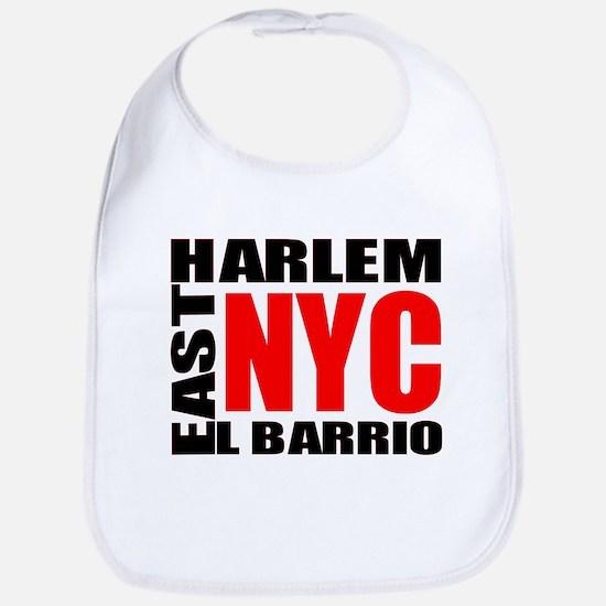 East Harlem NYC Bib