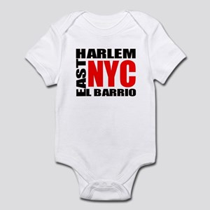 East Harlem NYC Infant Creeper