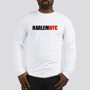 East Harlem NYC Long Sleeve T-Shirt