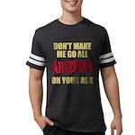 Arizona Baseball Mens Football Shirt