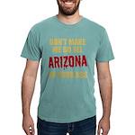 Arizona Baseball Mens Comfort Colors Shirt