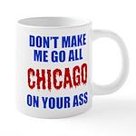 Chicago Baseball 20 oz Ceramic Mega Mug