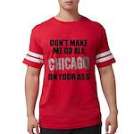 Chicago Baseball Mens Football Shirt