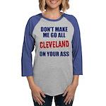 Cleveland Baseball Womens Baseball Tee