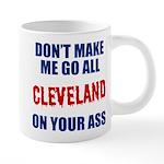 Cleveland Baseball 20 oz Ceramic Mega Mug