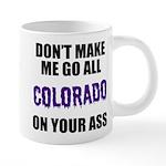 Colorado Baseball 20 oz Ceramic Mega Mug