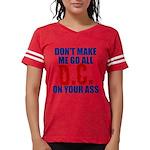 Washington Baseball Womens Football Shirt