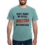 Houston Baseball Mens Comfort Colors Shirt