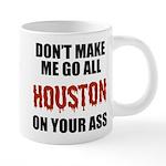 Houston Baseball 20 oz Ceramic Mega Mug