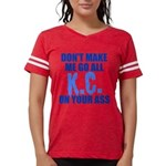Kansas City Baseball Womens Football Shirt