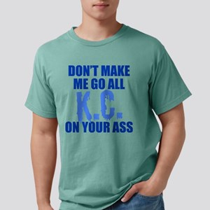 Kansas City Baseball Mens Comfort Colors Shirt
