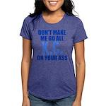 Kansas City Baseball Womens Tri-blend T-Shirt