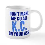 Kansas City Baseball 20 oz Ceramic Mega Mug