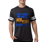 New York Baseball Mens Football Shirt