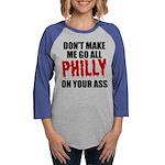 Philadelphia Baseball Womens Baseball Tee