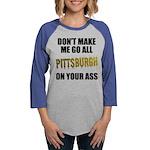 Pittsburgh Baseball Womens Baseball Tee