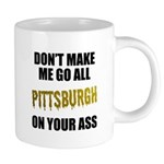 Pittsburgh Baseball 20 oz Ceramic Mega Mug