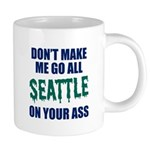 Seattle Baseball 20 oz Ceramic Mega Mug