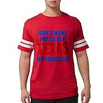 Texas Baseball Mens Football Shirt