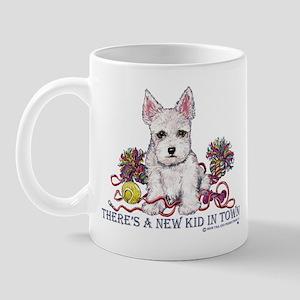 New Kid Westie Puppy Mug