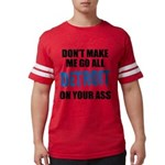 Detroit Football Mens Football Shirt