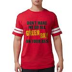 Green Bay Football Mens Football Shirt