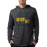 Green Bay Football Mens Hooded Shirt