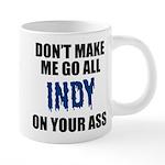 Indianapolis Football 20 oz Ceramic Mega Mug