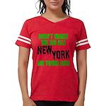 New York Football Womens Football Shirt