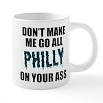 Philadelphia Football 20 oz Ceramic Mega Mug