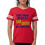 San Diego Football Womens Football Shirt