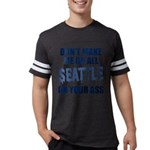 Seattle Football Mens Football Shirt