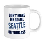 Seattle Football 20 oz Ceramic Mega Mug