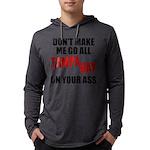 Tampa Bay Football Mens Hooded Shirt