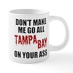 Tampa Bay Football 20 oz Ceramic Mega Mug