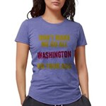 Washington Football Womens Tri-blend T-Shirt