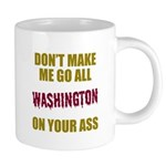 Washington Football 20 oz Ceramic Mega Mug