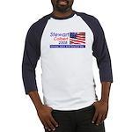 Stewart / Colbert for Preside Baseball Jer