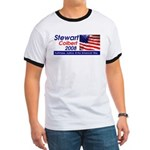 Stewart / Colbert for Preside Ringer T