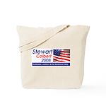 Stewart / Colbert for Preside Tote Bag
