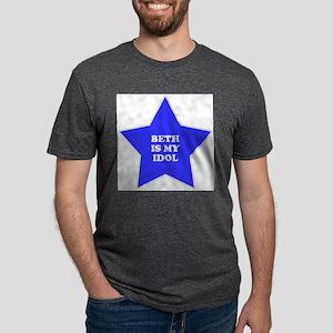 star-beth Mens Tri-blend T-Shirt