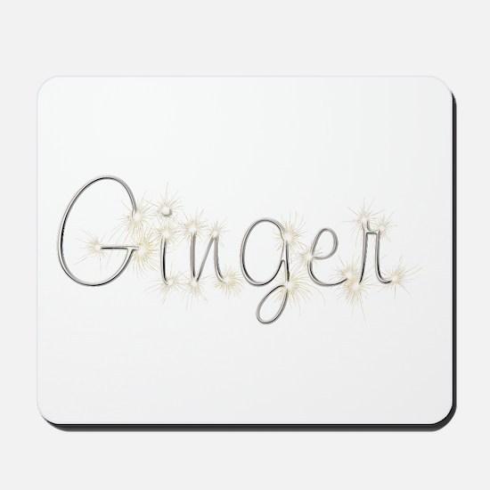 Ginger Spark Mousepad