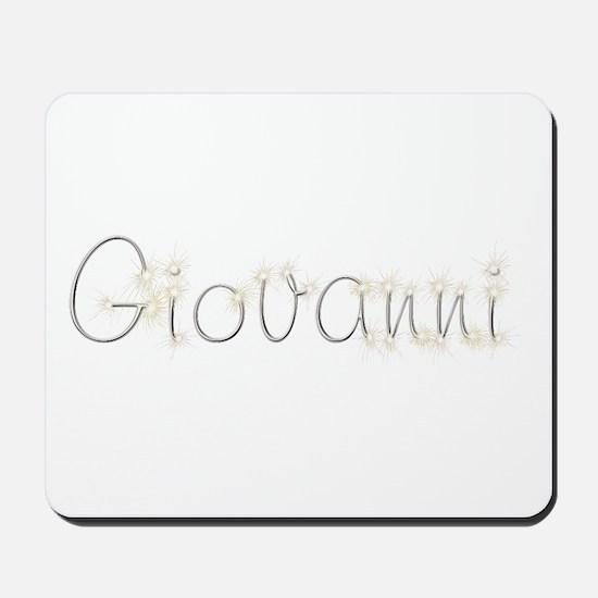 Giovanni Spark Mousepad