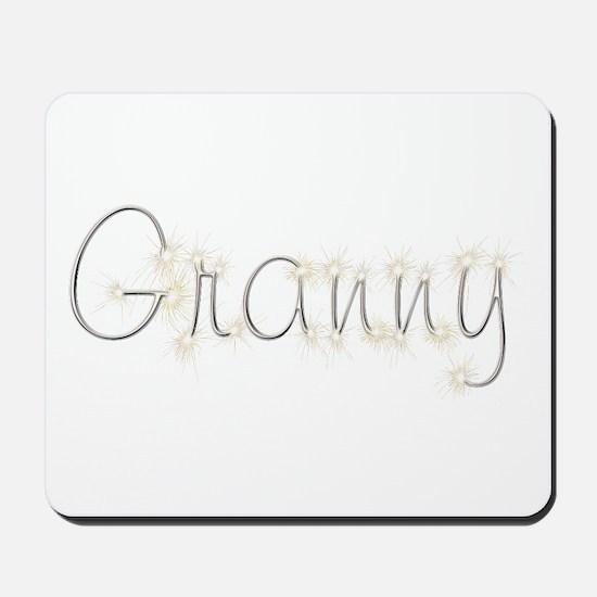 Granny Spark Mousepad