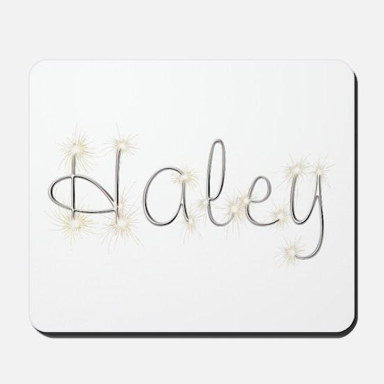 Haley Spark Mousepad