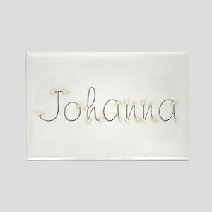 Johanna Spark Rectangle Magnet