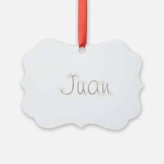 Juan Spark Ornament