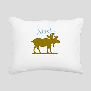 Alaskan Moose For Black Backgrounds Rectangular Ca